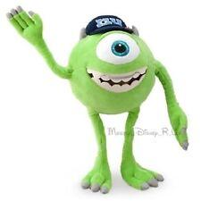 "New Disney Store Monsters University Mike Wazowski Monster Plush Toy Doll 12"""