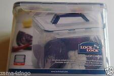 Lock & Lock HPL886 Multifunktionsbox 10l mit Ablaufgitter und Griff box dose
