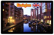 BIRMINGHAM, UK SIGHTS - SOUVENIR NOVELTY FRIDGE MAGNET - GIFTS / FLAGS / NEW