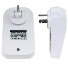 Smart WiFi Remote Control Timer Socket Outlet Switch US Plug For Android/ iPhone