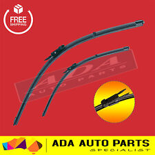 Frameless Windscreen Wiper Blades For Holden Commodore VE SV6 Statesman (PAIR)