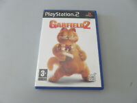Game PS2 Playstation2 Garfield 2 Pal Eng Used IN Mint Condition
