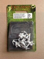 LORD OF THE RINGS MORIA ARMOURED GOBLIN BOWMEN D 05-52 GW CITADEL 2001 SEALED