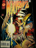 |WOLVERINE| |89| NM,  |X-men| Ghost Rider,Deluxe, Kubert 9.4