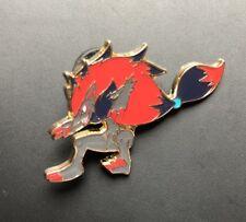 PINS Pin's ZOROARK Coffret Cartes Pokemon Soleil et Lune 3,5 NEUF FR