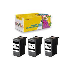 3Compo PG-30 Black Compatible Ink Cartridge for Canon Pixma MP210Pixma