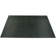 400X500X2MM 100% 3K Carbon Fiber Plate Plain Weave Panel Sheet 2mm Thickness