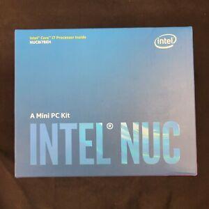 Intel NUC i7-8559 16GB RAM 256GB NVMe SSD NUC8I7BEH MiniPC Version J72992-308