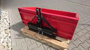 Heck-Transportbox TB150 Heckcontainer, Transportmulde ⭐️🔥⭐️