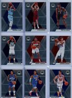 2019-20 Panini Mosaic Basketball Base Set Singles - Pick Your Players