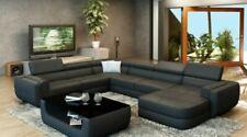 Graue Couchs