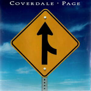 Coverdale • Page  - Coverdale / Page / CD Album / 11 Songs - Zustand sehr gut