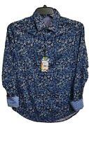NEW Robert Graham Long Sleeve Shirt Size S