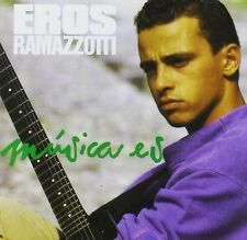 Eros Ramazzotti - Musica Es (En Espanol) [New CD] Portugal - Import
