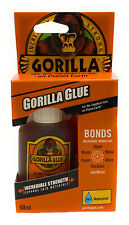 Gorilla Glue 100% Waterproof Multi Purpose Adhesive Extra Strong Glue -  60ml