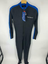 NeoSport Full Body Long Sleeve Lycra Sports Suit for Women and Men , Large