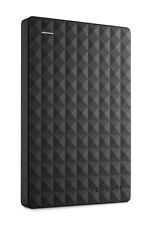 2TB Seagate USB3.0 2.5-inch Expansion Portable Hard Drive - Black