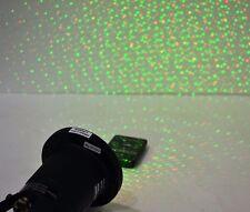 Outdoor Waterproof Christmas Lights Elf Laser Projector Red Green Lanscaping
