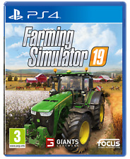Farming Simulator 19 PS4 Playstation 4 **FREE UK POSTAGE**