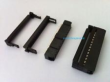 50pcs IDC FC-16 Connector 16 PIN Female Header 2.54 mm 2x8 Pins Connector