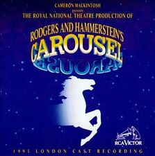 Carousel [1993 London Cast Recording] Original Soundtrack ~ New CD (RCA/BMG)
