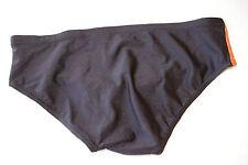 Herren Badehose Palm Beach 80er schwarz True Vintage swimming trunks 80s black
