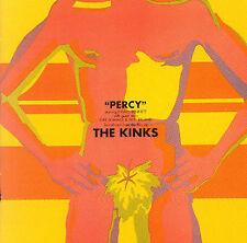 Percy The KINKS. PLEASE READ MY DESCRIPTION LIMITED CARDBOARD SLEEVE MINI ALB CD