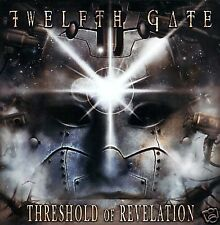 Twelfth Gate - Threshold of Revelation (NEW CD)