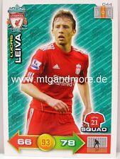 Adrenalyn XL Liverpool FC 11/12 - #044 Lucas Leiva - Squad