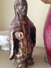 SPANISH COLONIAL SANTOS,CARVED WOOD SAINT, BULTOS, OLD MEXICO, ALTA CALIFORNIA