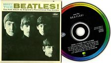 "The Beatles ""Meet The Beatles"" Capitol Mono/ Stereo American version"