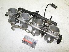 BMW 2008 K1200 K1200GT 1/25 BING THROTTLE BODYS, FUEL RAIL INJECTORS