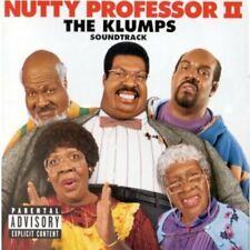 NEW Original CD Nutty Professor 2 The Klumps Doesn't Really Matter Janet Jackson