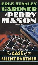 The Case of the Silent Partner (A Perry Mason mystery), Gardner, Erle Stanley, A