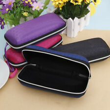 1pc Popular Box Zipper Sunglasses Hard Eye Glasses Case Eyewear Protector