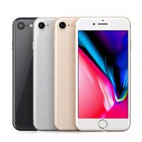 "Apple iPhone 8 64GB 256GB 4.7"" iOS GSM Unlocked Smartphone"