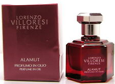 Lorenzo Villoresi Firenze Alamut 30 ml Perfume in Oil Flakon