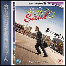 Better Call Saul - Season 2 DVD 2016