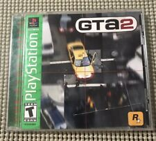 Grand Theft Auto 2 (Greatest Hits) (Sony PlayStation 1, 2001) Complete w/ Manual