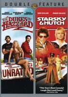 The Dukes of Hazzard / Starsky & Hutch [New DVD] Ac-3/Dolby Digital, Dolby, Du
