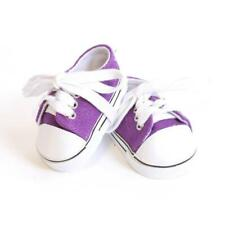 "Purple Tennis Shoe made for 18"" American Girl Doll Clothes"