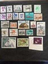 Briefmarken Sammlung Konvolut Polen Polska Stamps