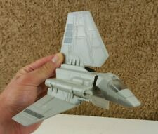 More details for star wars micro machines action fleet imperial shuttle incomplete galoob 1995