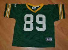 Vintage 90s Green Bay Packers Mark Chmura Football Jersey Youth Small 8-10 NFL