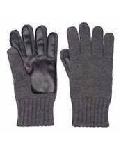 Men's Apt. 9 Grey Knit Touchscreen-Compatible Gloves Size: M/L - NWT