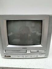 "FERGUSON TV DVD Combi 13"" Scart RCA Input Retro Gaming Display Monitor"