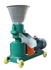 220V Chicken Feed Pellet Mill Machine 6Mm Make Dried Granules for Various Animal