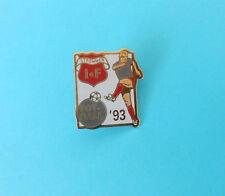 STROMMEN IF  Norway football soccer club pin badge fotball anstecknadel fussball