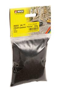 """Noch 09203-Profi-Gestein""""Carbón"""" Producto Nuevo"""