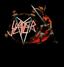 SLAYER cd cvr SHOW NO MERCY Official SHIRT SMALL new Nbp